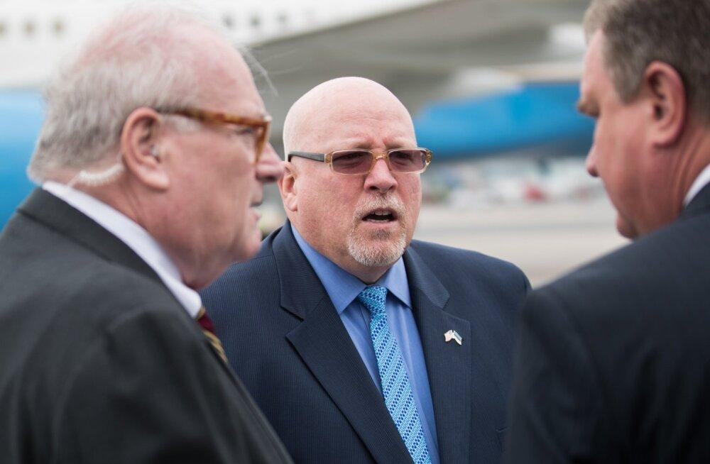 USA ametnik: suursaadiku Eestist lahkumine on paljutähenduslik