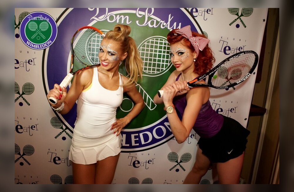 Dom Party 27.06 Wimbeldon