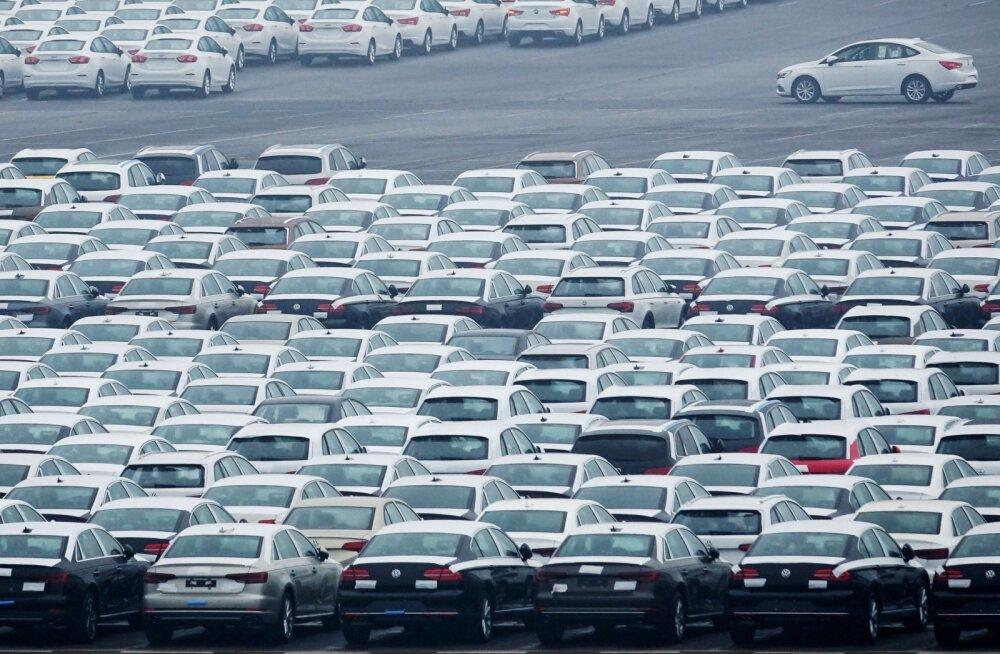 Rootsis kasvas uute autode müük plahvatuslikult