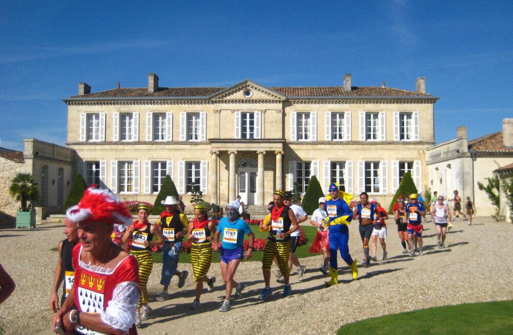 Во Франции открыта регистрация на необычный марафон