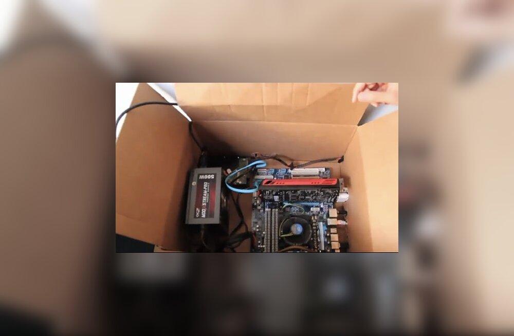 Hackintosh: tee-ise-Mac-arvuti! - Forte