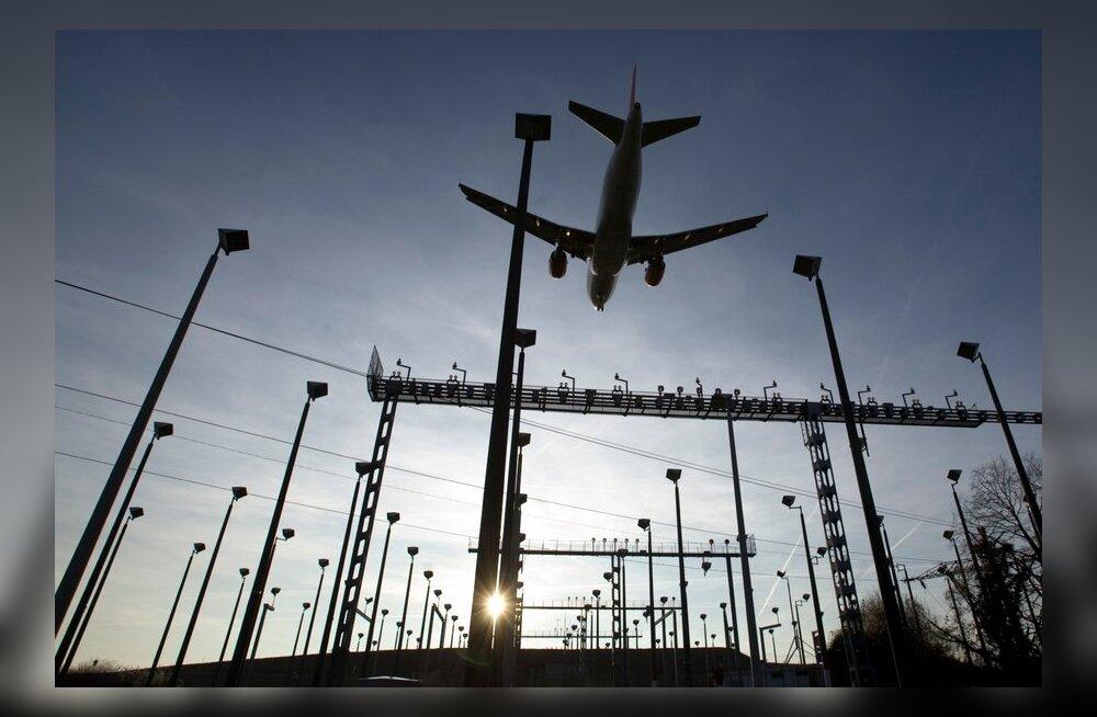 В Киргизии разбился самолет-топливозаправщик, принадлежащий американской авиабазе