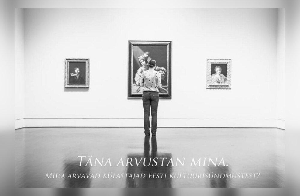 Эстонский институт и kultuur.info приглашают ценителей культуры выразить мнение о культурных мероприятиях