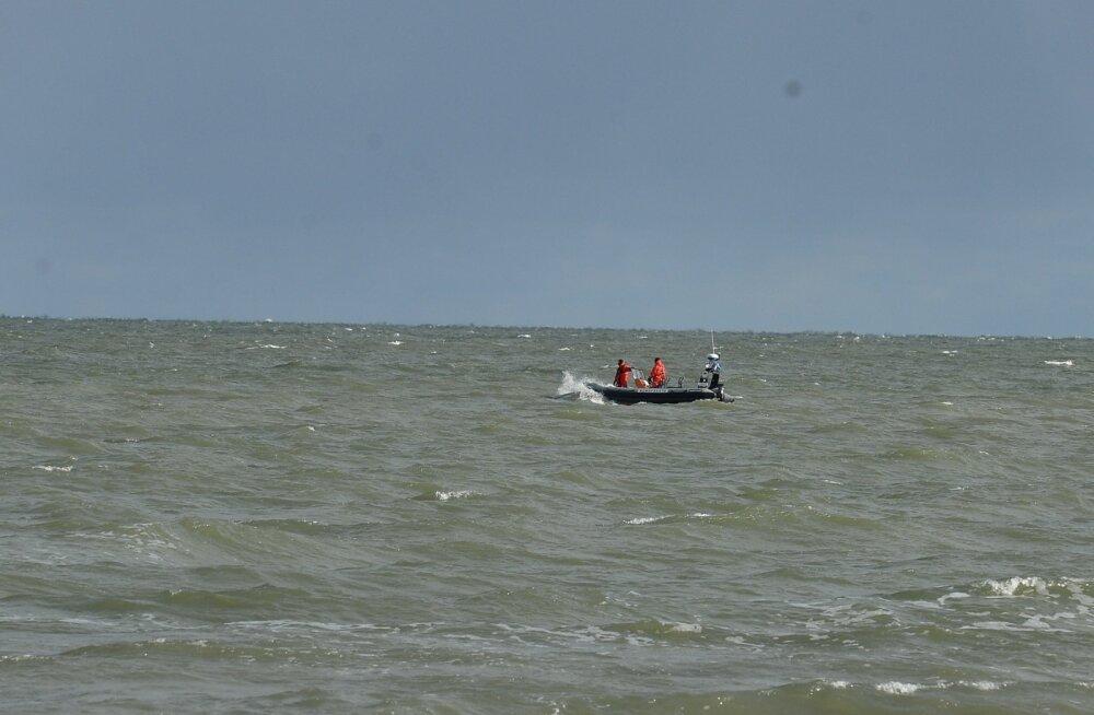 В Тойла нашли тело пропавшего в море мужчины