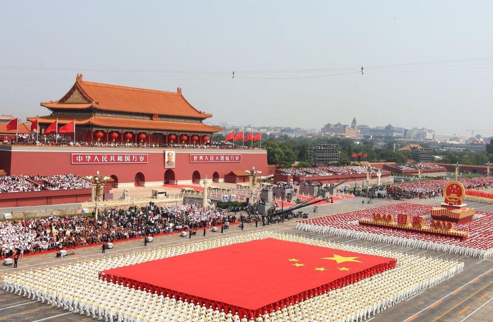 Hiinas avaldati uued moraalijuhised kodanikele, mille tuumaks on president Xi targad mõtted