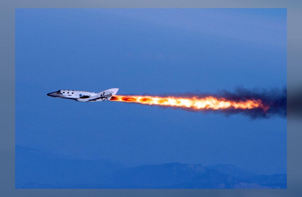 Taevas pole enam piiriks: kosmoseturism alustab juba järgmisel aastal