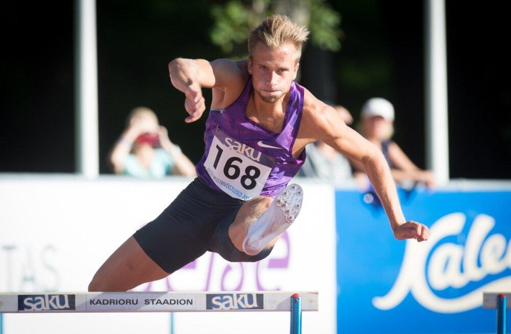 Kergejõustik Eesti meistrivõistlused