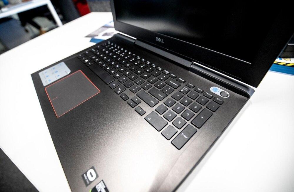 Dell sülearvutid 12.03.2019