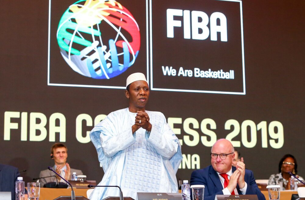 Rahvusvahelise korvpalliliidu uus president tuleb Malist