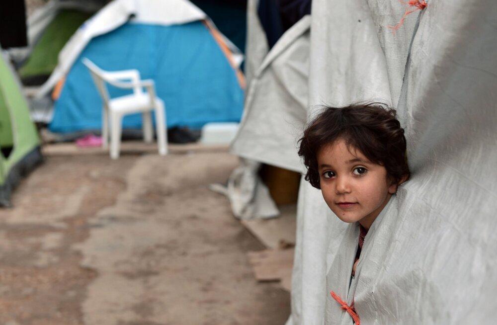 Saatjata pagulaslastega vägivallatsetakse Kreeka vanglates