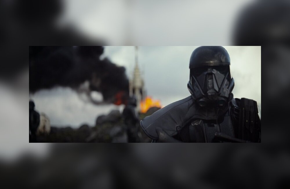 "Lekkis ""Rogue One: A Star Wars Story"" uus treiler"