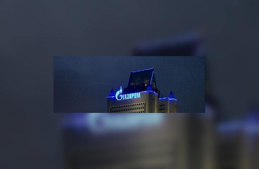 Times: Gazprom on poliitiline relv