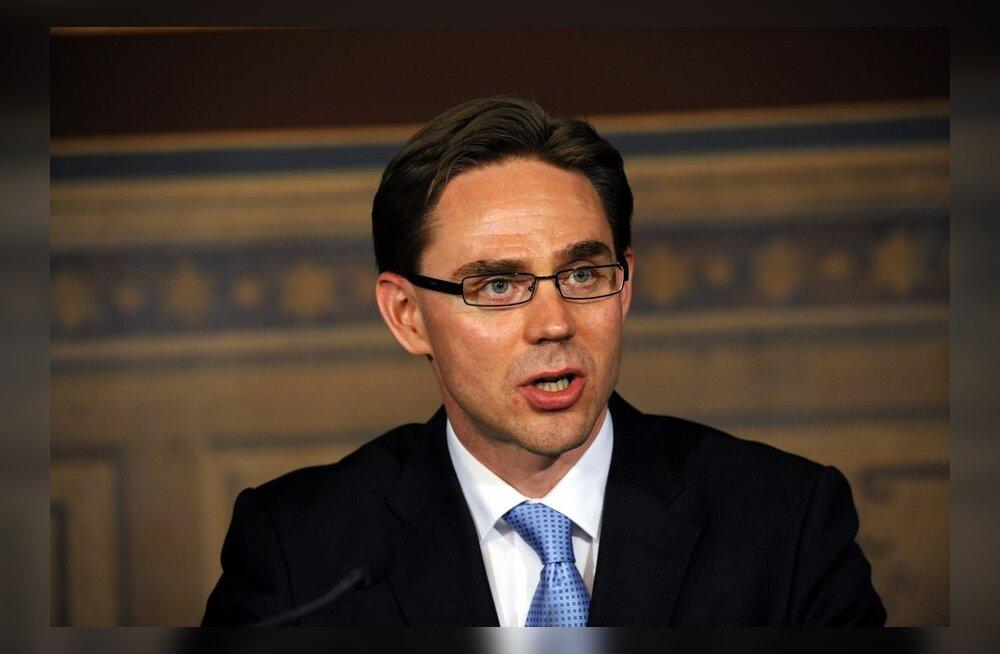Soome peaminister: olukord eurokriisis on väga ohtlik