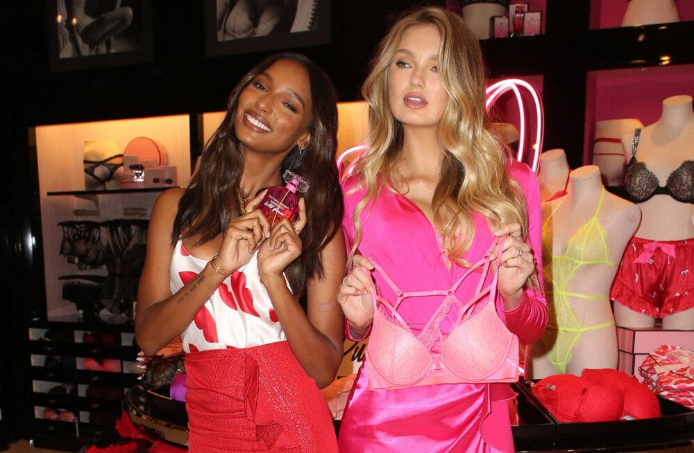 Victoria's Secreti moeetendus jääb ära: bränd otsustas lõpetada paljaste naiste lavale panemise