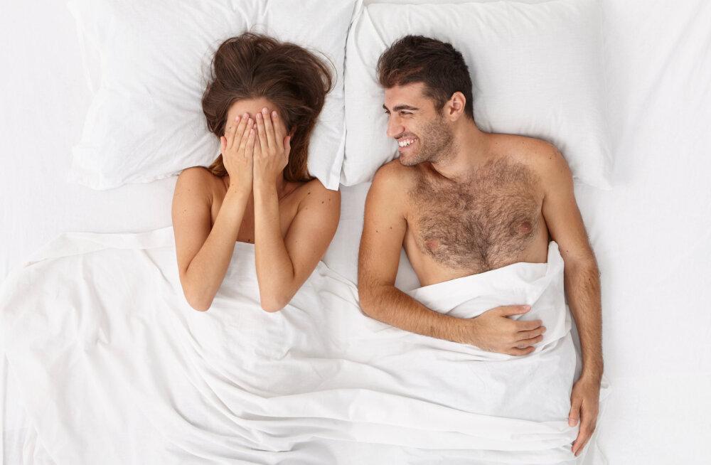 Õnnetu naine: mees palub mul voodis tema rahuldamiseks teha midagi, mis on minu jaoks täiesti vastuvõetamatu