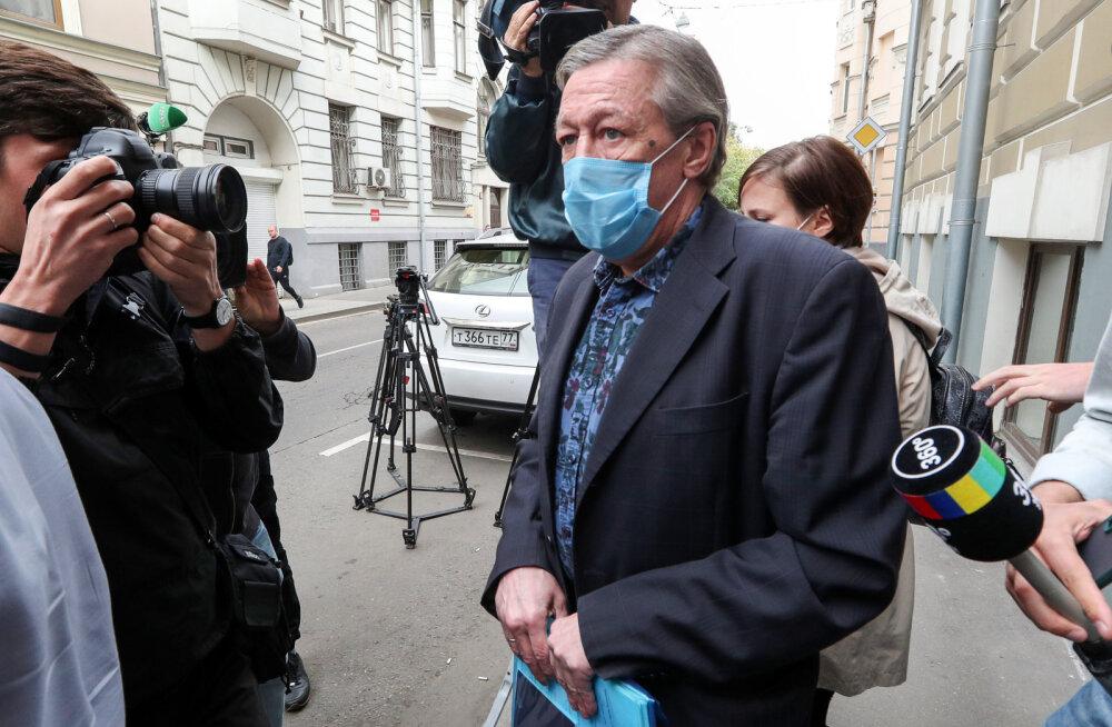 Mihhail Jefremov mõisteti kaheksaks aastaks kolooniasse: inimese tapnud näitleja verest leiti ka keelatud aineid
