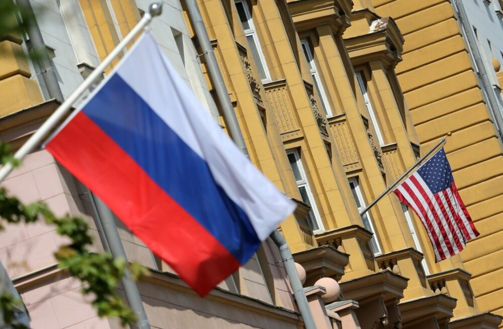 Venemaa vs USA