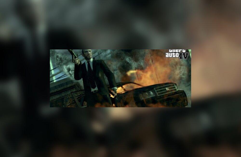 Grand Theft Auto заработает на iPhone