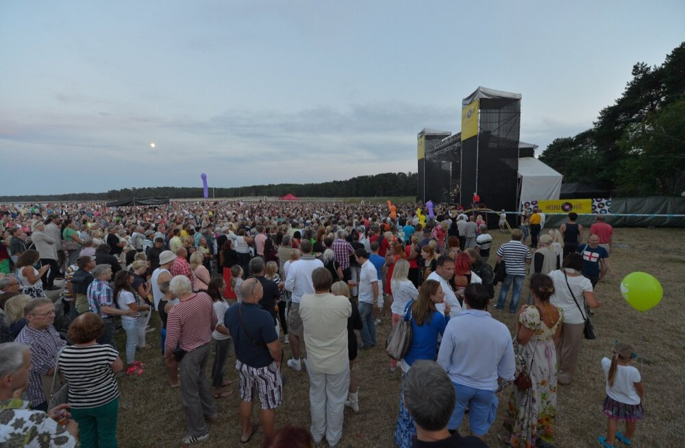 Bonnie Tyleri kontsert Lohusalus