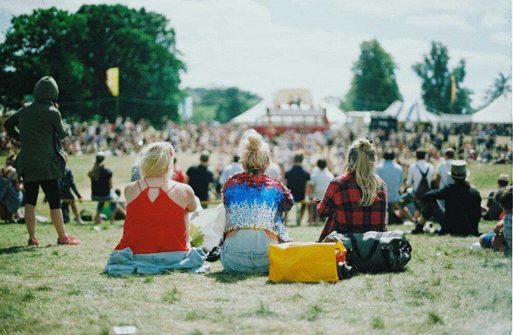 Muusikafestivali hooaeg on avatud! Mida kindlasti kaasa pakkida?