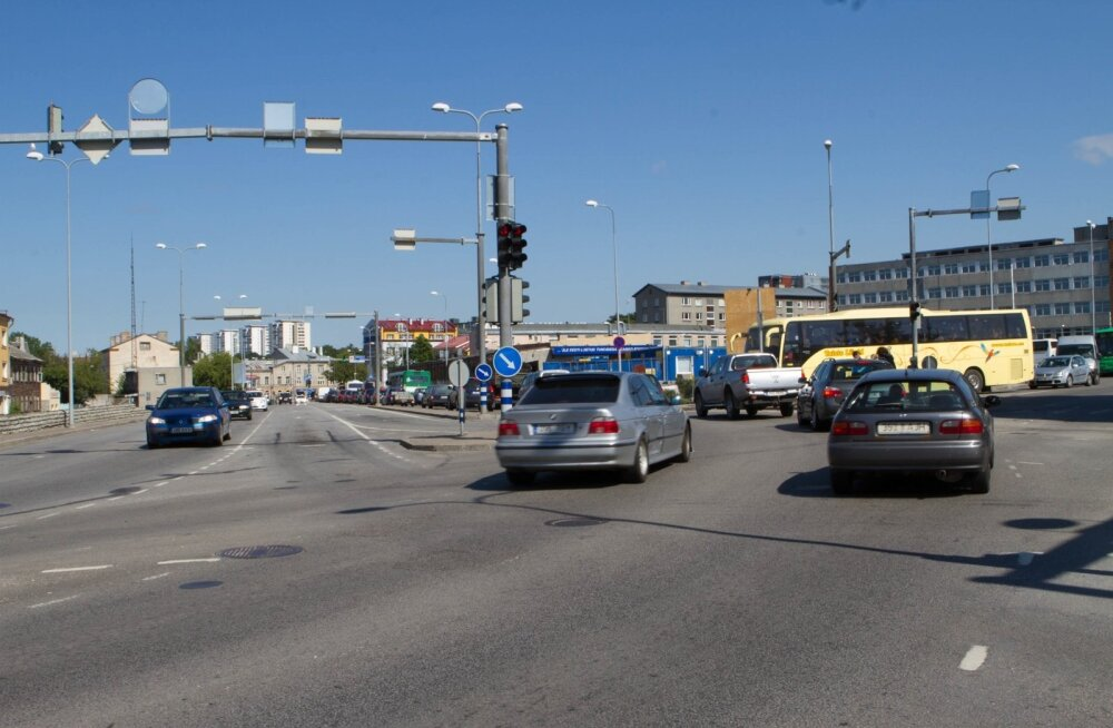 Tallinna bussijaama remont