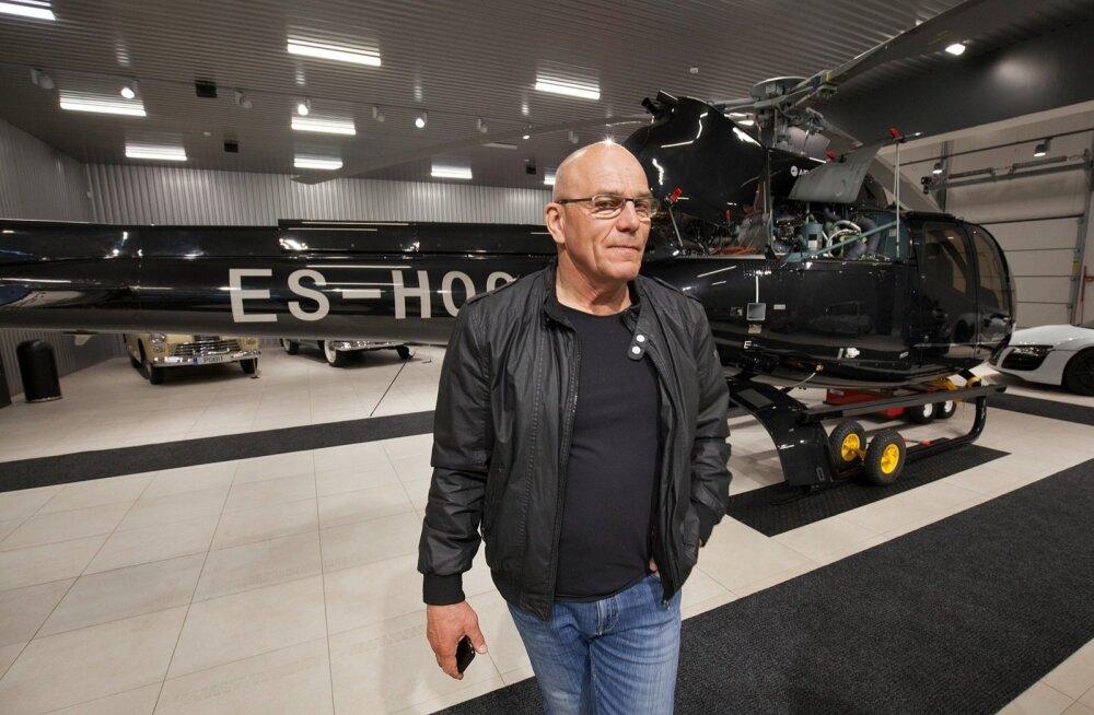 Эстонский предприниматель Олег Гросс купил в Раквере торговый центр