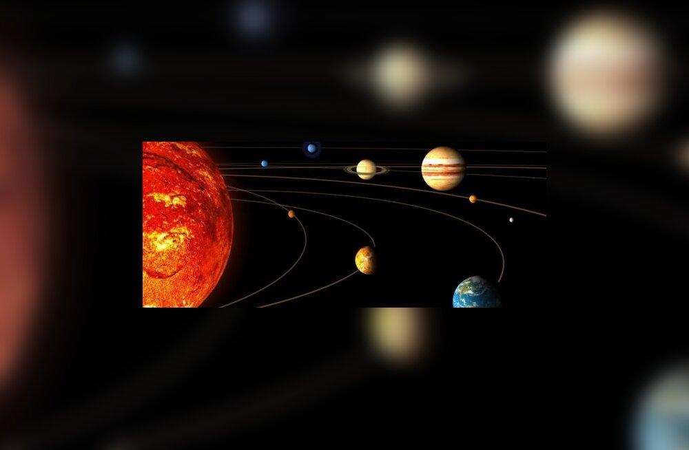 Päikesesüsteemi piir koosneb vesiniku aatomitest