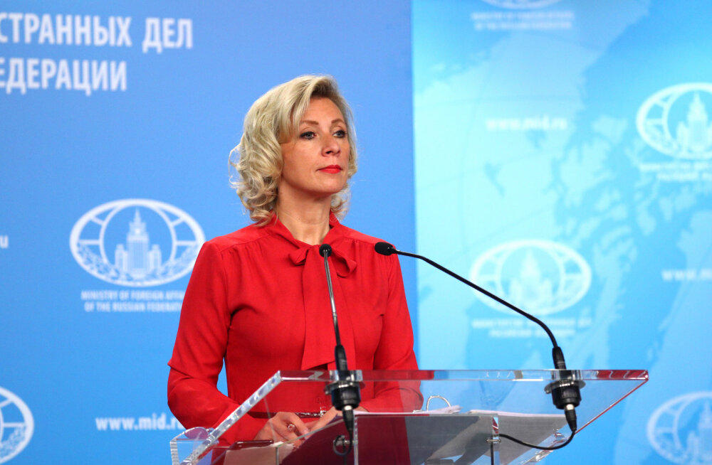 Захарова — о заявлении Рейнсалу: отвергаем юридически ничтожные претензии к России