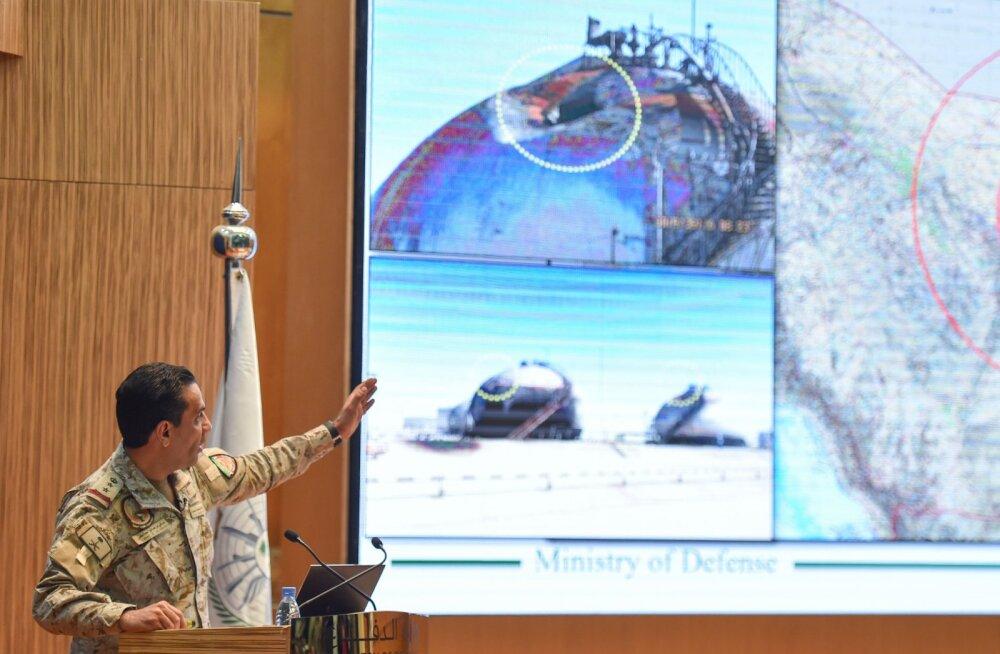 ÜLEVAADE   Miks Saudi kallihinnaline õhutõrje naftatehast kaitsta ei suutnud - ja miks kuningriik kätte maksma ei kiirusta