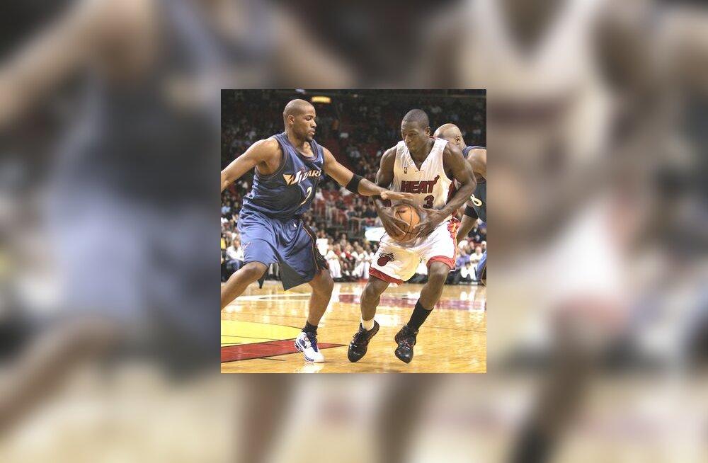 Dwyane Wade, Miami Heat (paremal)