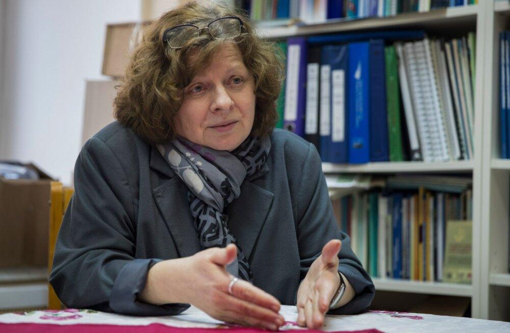 Naistele tuge pakkuva Anna keskuse juhi Irina Matvijenko töö läks hiljuti raskemaks: detsembris kanti keskus välisagentide nimekirja.