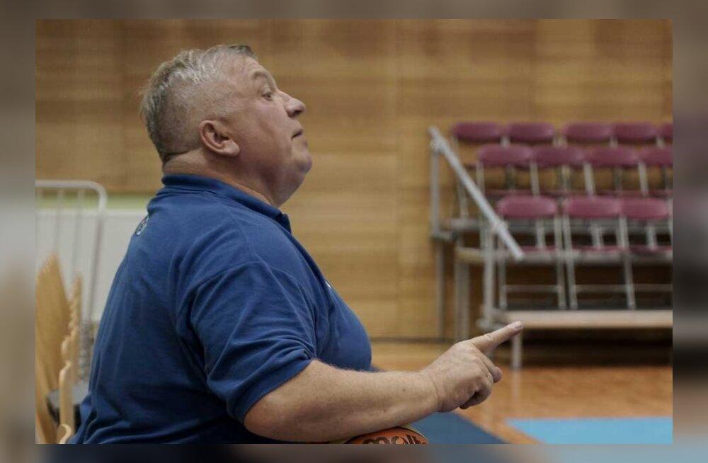 Rakvere Tarva treeningutega liitus 'hea viskekäega' ameeriklane