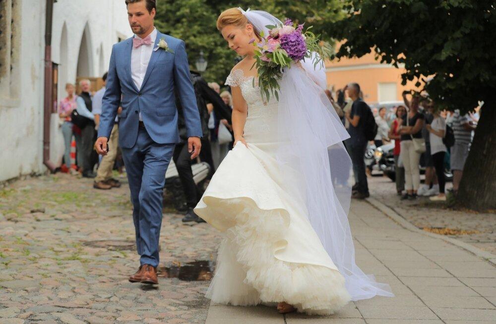 Kalle Palling ja Luisa Värk