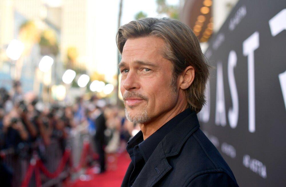 Brad Pitt veetis meeldivalt aega oma kahe endise kallimaga: staar lahkus alles hilisööl