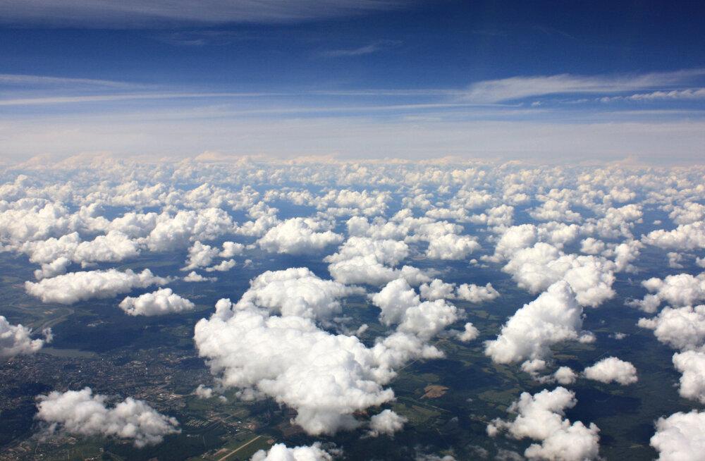 Kas tead, kuidas toimib liiklus Eesti õhuruumis?