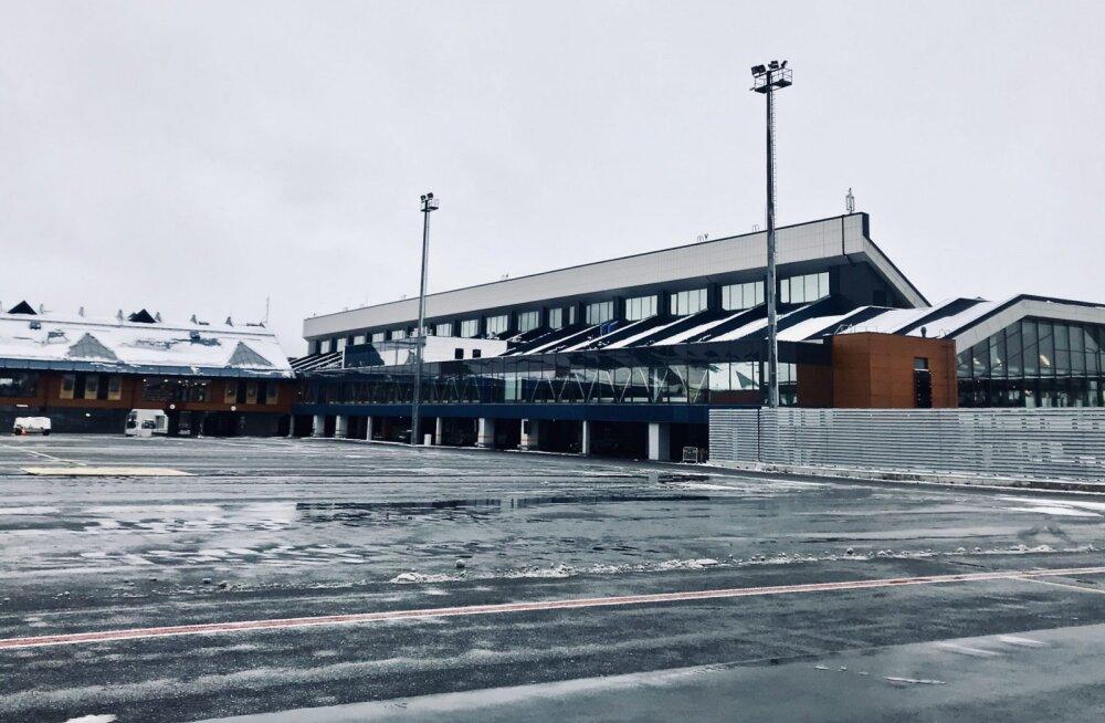 Kui palju intsidente on piirivalvuritel tulnud Tallinna lennujaamas lahendada?