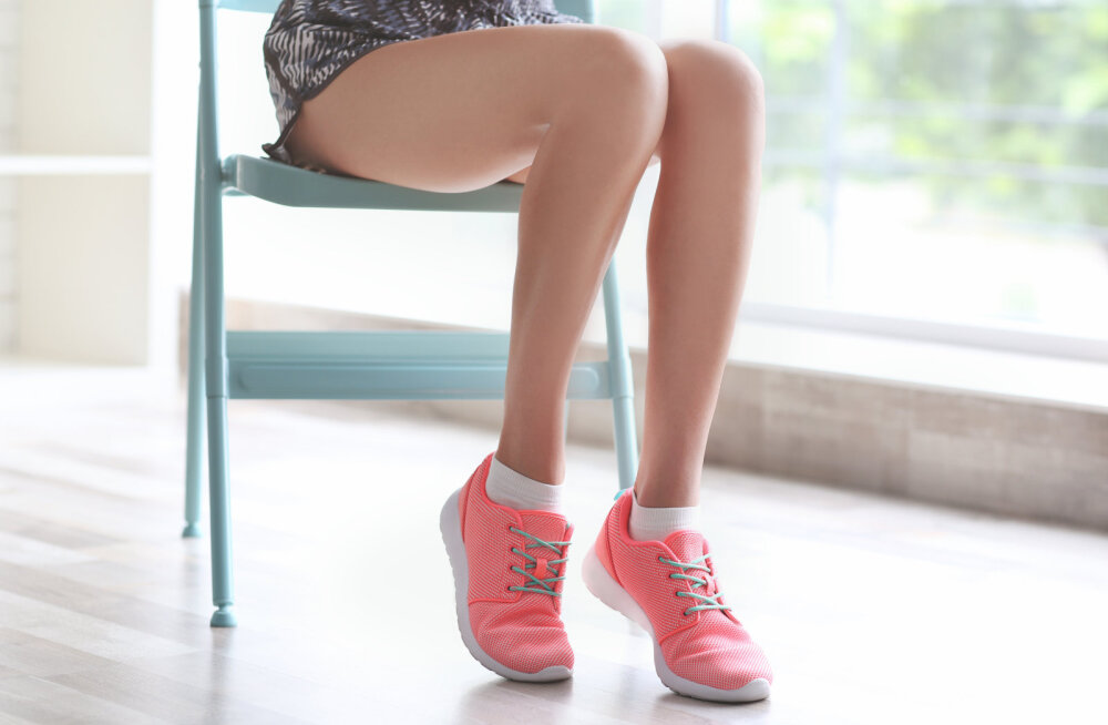 Istudes trimmi! Selle harjutuse järjepidev teostus kingib sulle eriti ihaldusväärse istmiku