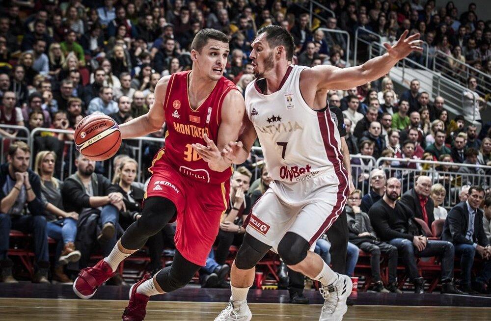 Läti ja Leedu korvpallikoondis said MM-valikmängudes napid kaotused