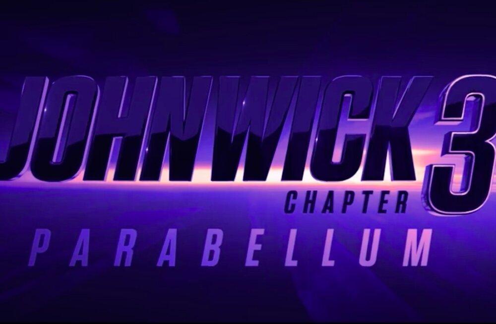 """Ära jää elamusest ilma! Maikuu KUUFILM on """"John Wick 3: Parabellum"""""""