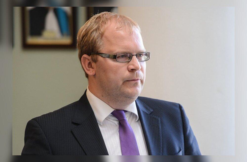 Urmas Paet: Eesti toetab Gruusia lähenemist Euroopa Liidule ja NATOle
