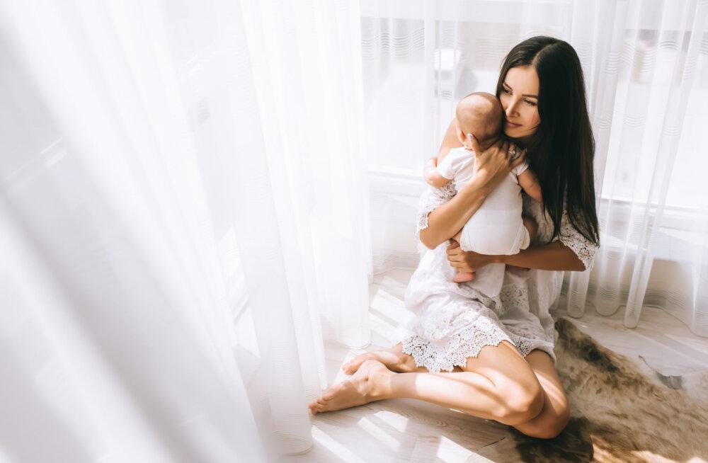 Ühe ema lugu: kui laps sündis, ei tundnud ma ülevoolavat emaarmastust, see kõik tuli alles aastatega