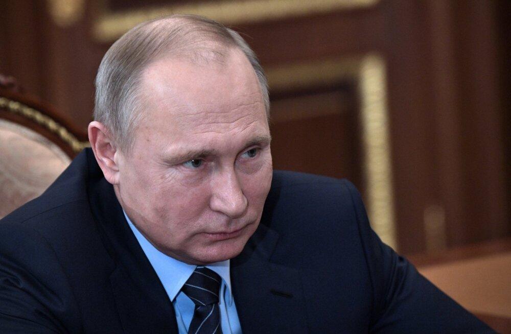 USA kongressi raport: Putin õõnestab järelejätmatult demokraatiat ja õigusriiki Euroopas ja USA-s