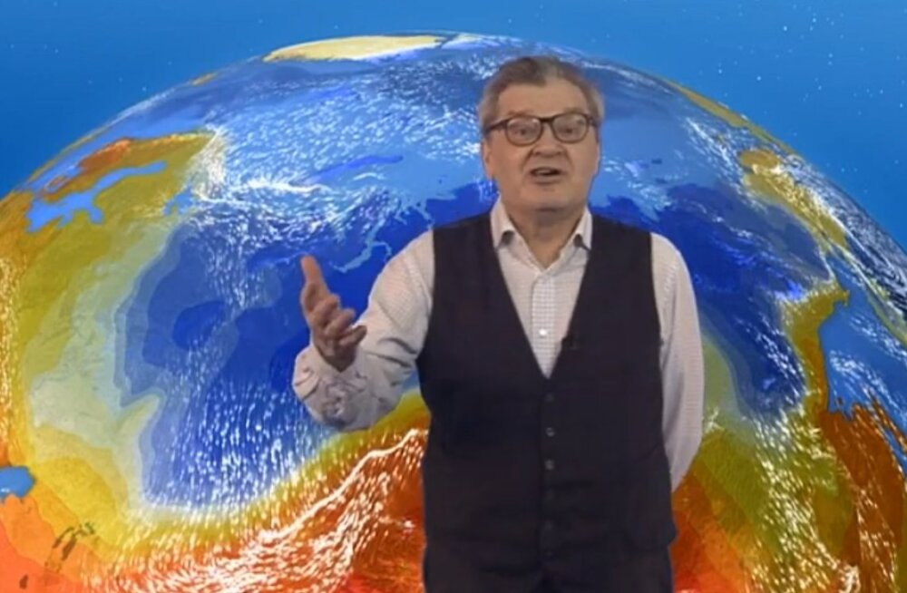 Умер самый известный ведущий прогнозов погоды — Александр Беляев с НТВ