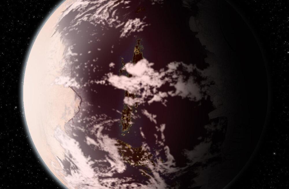 Kui palju elukõlbulikke planeete üldse leitud on?