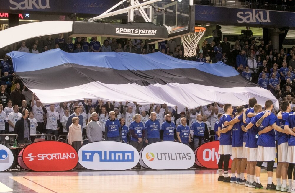 Korvpall Eesti vs Israel