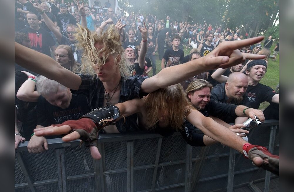 Politseipoolsed nõuanded Hard Rock Laagri külalistele
