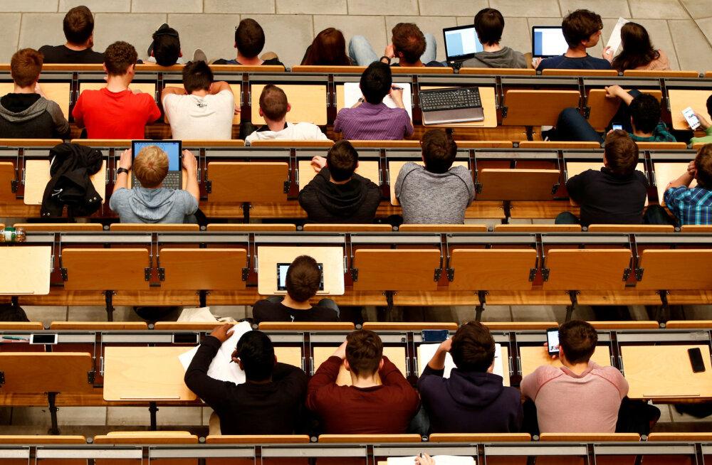 Uuring: kus tahavad Euroopa tudengid töötada?