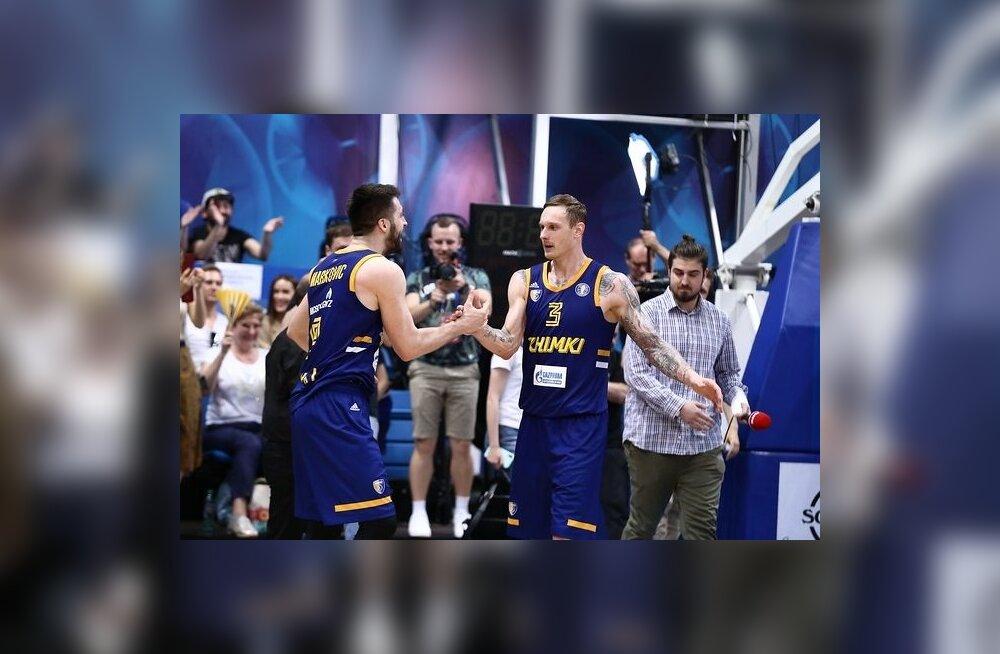 Stefan Markovic ja Janis Timma