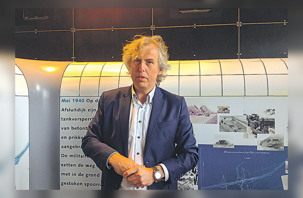 Hollandlased toodavad elektrit ka mageda ja merevee segamisest