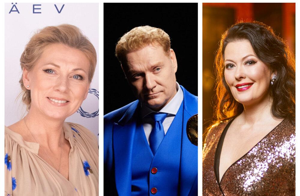 VIDEO | Ott Lepland, Kristina Šmigun-Vähi, Mart Sander ja teised: Eesti armastatud kuulsused saadavad oma emale tervituse